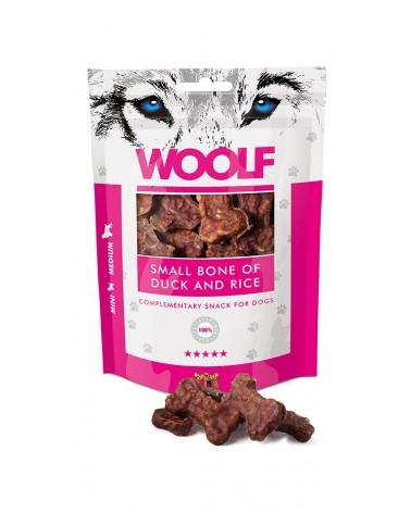 Woolf Snack Piccoli Ossi Anatra E Riso 100 g