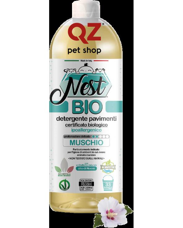 Nest BIO Detergente Pavimenti Profumo Muschio 1 Lt