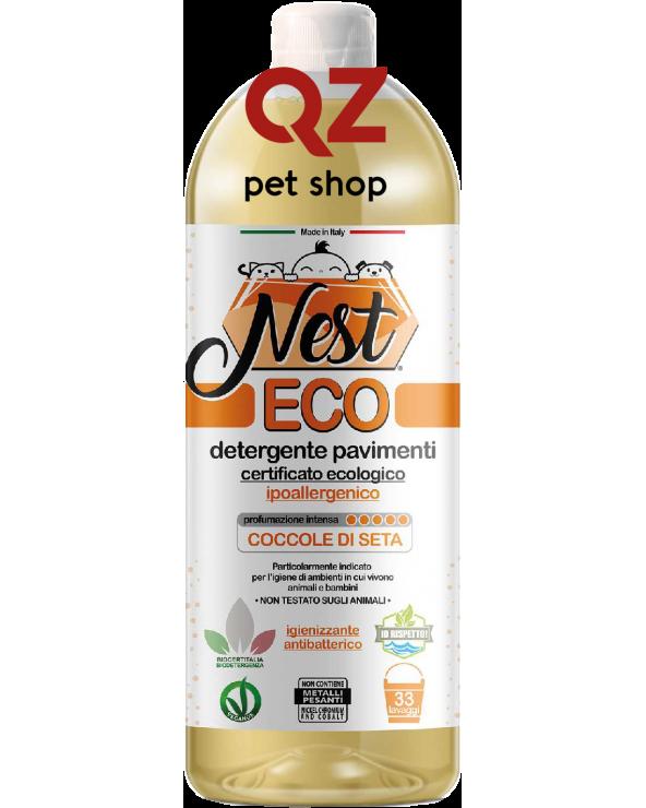 Nest ECO Detergente Pavimenti Profumo Coccole di Seta 1 Lt