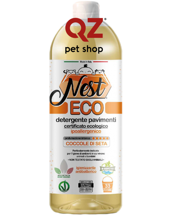 Nest ECO Detergente Pavimenti Profumo Rose Bouquet 1 Lt