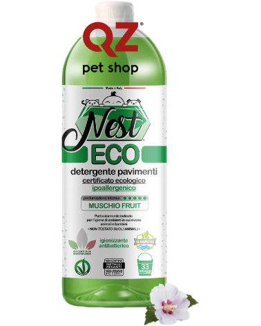 Nest ECO Detergente Pavimenti Profumo Muschio Fruit 1 Lt