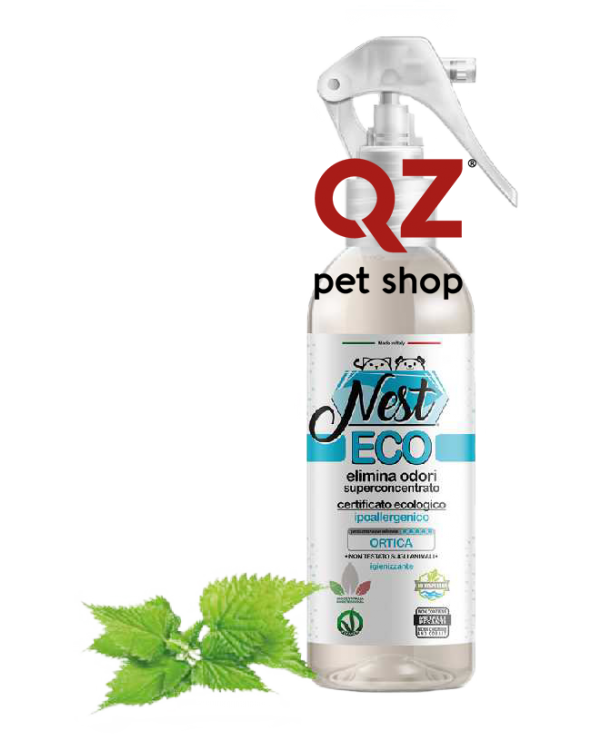 Nest ECO Elimina Odori Superconcentrato Profumazione Ortica 250 ml
