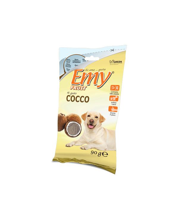 Emy Fruit Biscotti Noci Croccanti al gusto di Cocco 90 gr