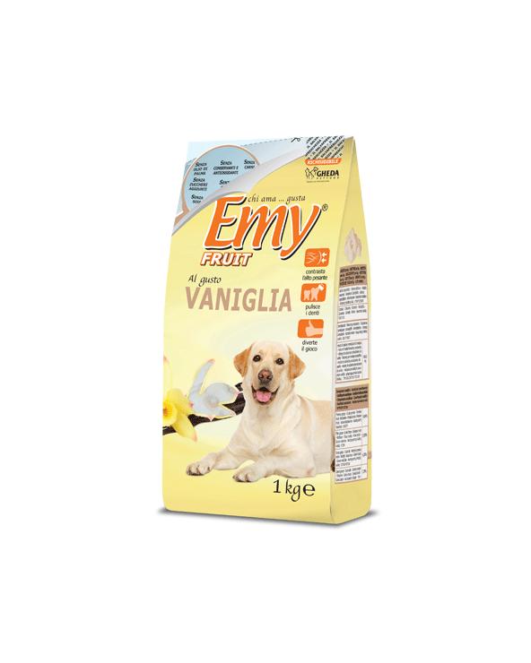 Emy Fruit Biscotti Fiorellini Croccanti al gusto di Vaniglia 1 kg