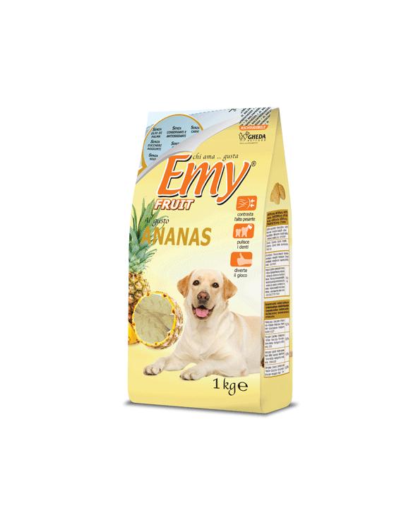 Emy Fruit Biscotti Piña Croccanti al gusto di Ananas 1 kg