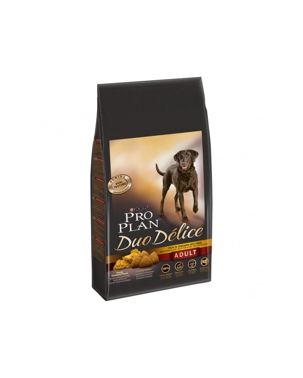 Pro Plan Dog Duo Delice Adult Pollo 2,5 kg