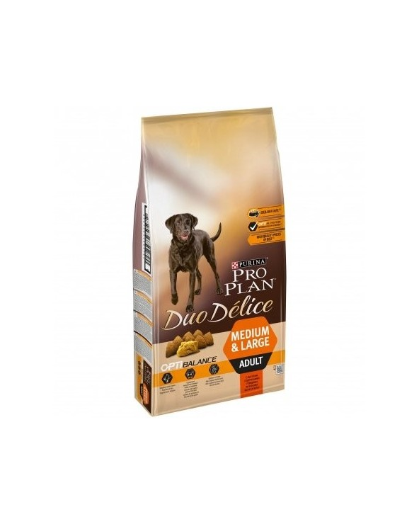 Pro Plan Dog Duo Delice Adult Manzo 10 kg