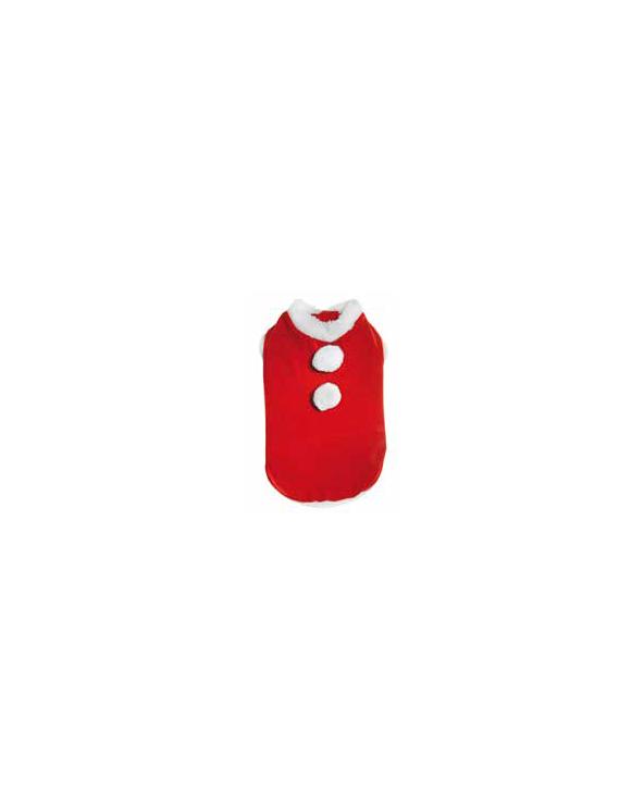 Record Mantellina Natalizia Rossa Aiutante di Babbo Natale