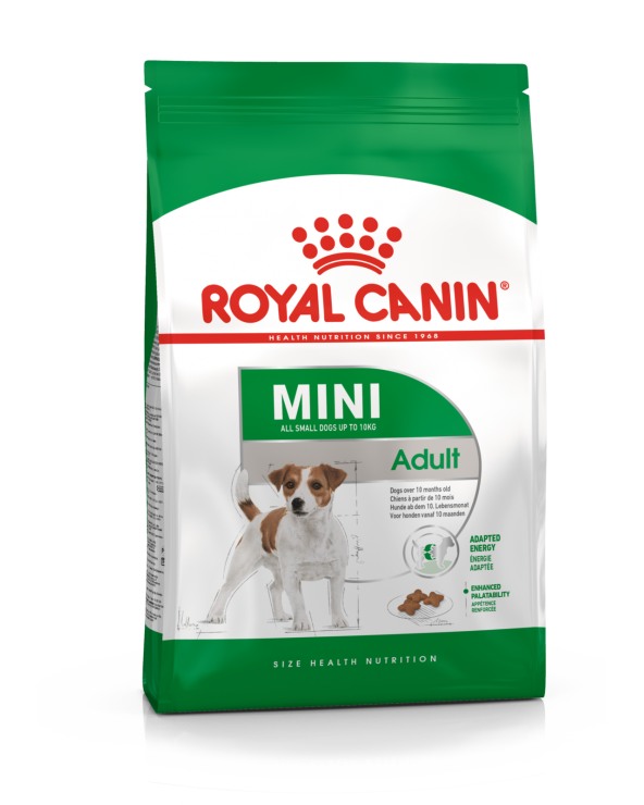 Royal Canin Canine Size Health Nutrition Mini Adult 800 g