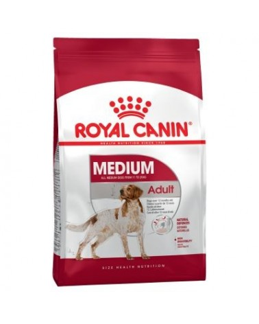 Royal Canin Canine Size Health Nutrition Medium Adult 15 kg