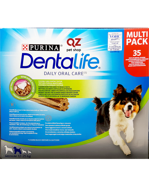 Purina Dentalife Medium Multipack