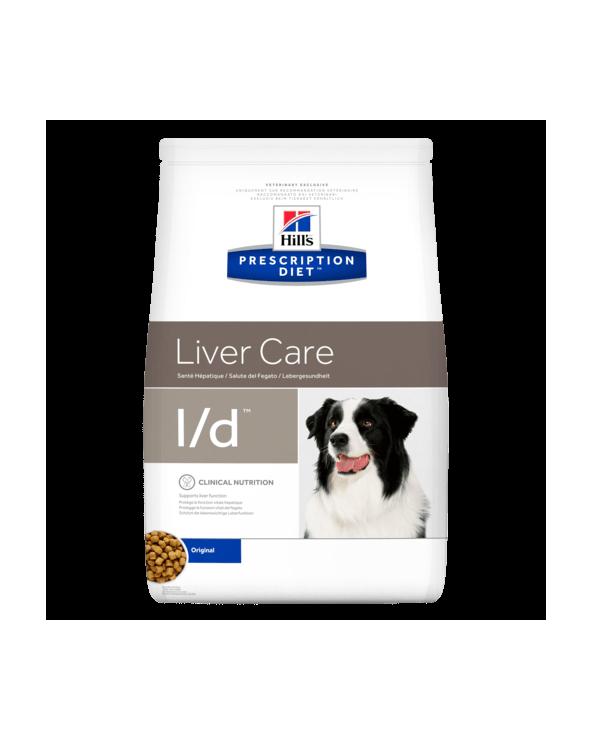 Hill's Canine Prescription Diet L/D Secco 2kg