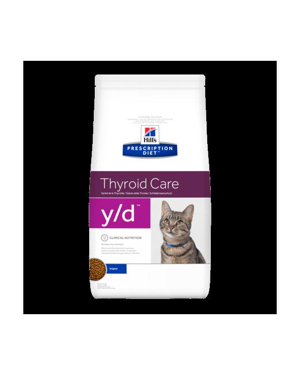 Hill's Prescription Diet Feline Y/D Secco