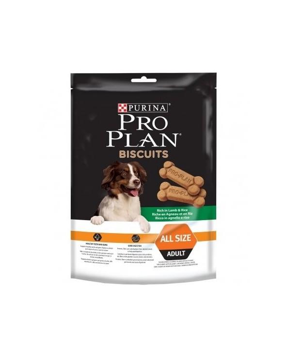 Pro Plan Dog Snack Biscotti Adult Agnello e Riso 400 g