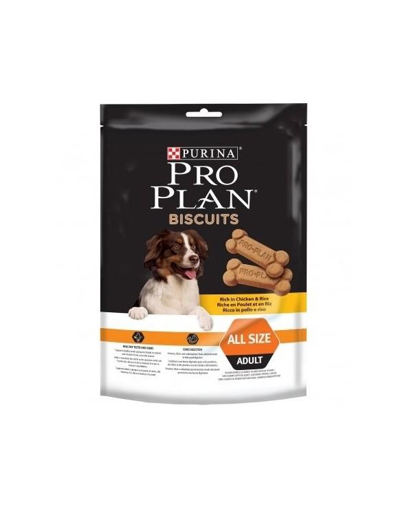 Pro Plan Dog Snack Biscotti Adult con Pollo e Riso 400 g
