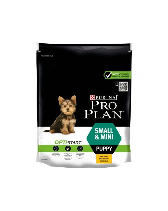 Pro Plan Dog Puppy Small & Mini OPTIStart con Pollo 700 g