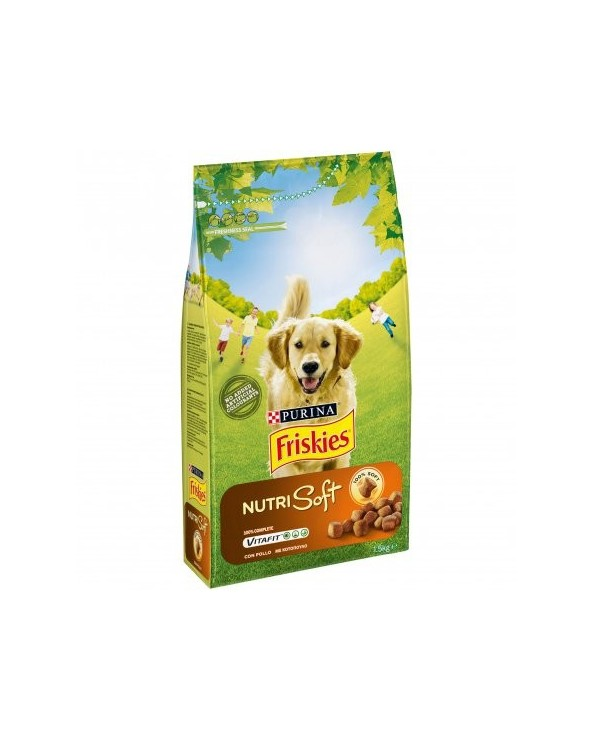 Friskies Dog NutriSoft Adult con Pollo 1.4 kg