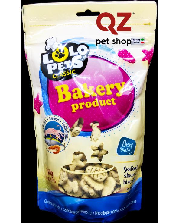 Lolo Pets Biscotti Mix con Frutti di Mare 350 g