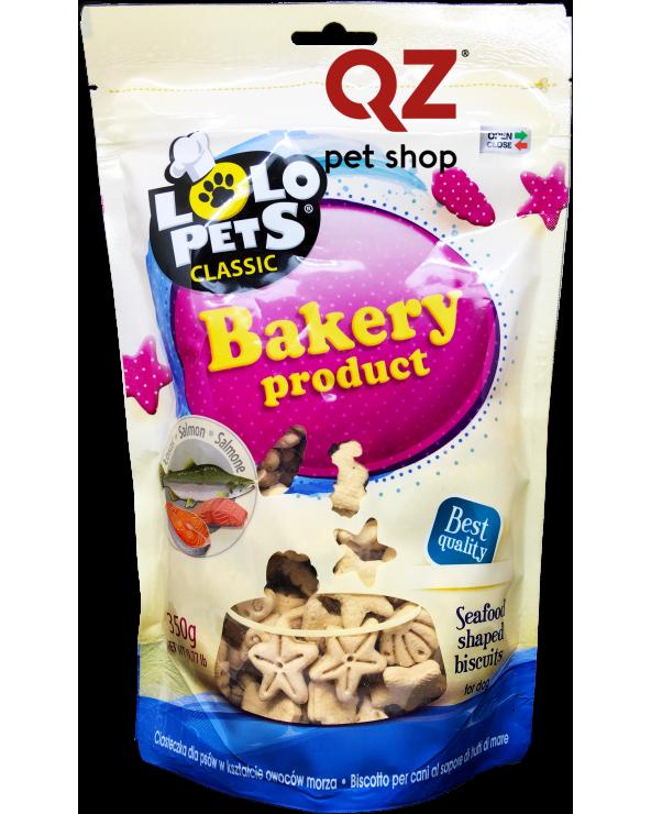 Lolo Pets Biscotti Mix con Salmone 350 g