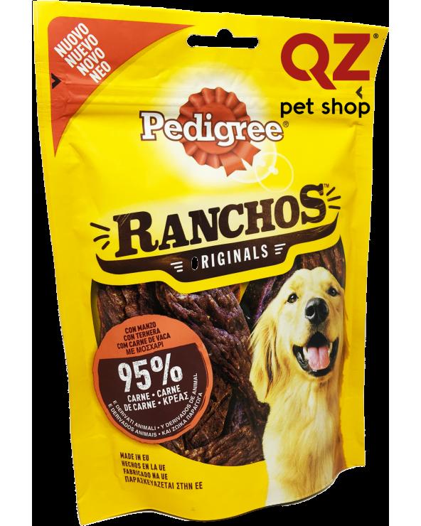 Pedigree Ranchos Original con Manzo 70 g
