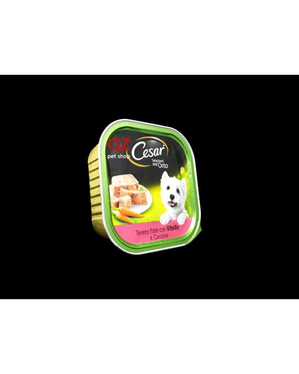 Cesar Ricette Classiche Tenero Patè con Pollo 300 g