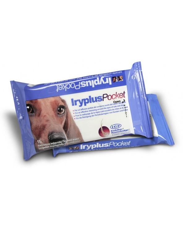 ICF Iryplus Pocket Salviette Per Occhi 15 pz
