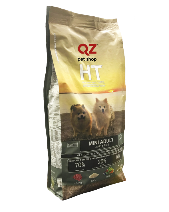 HT Healthy and Tasty Adult Mini con Agnello 2 kg
