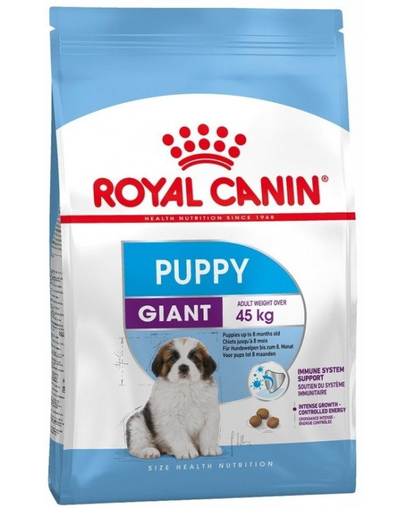 Royal Canin Size Health Nutrition Puppy Giant 3.5 kg