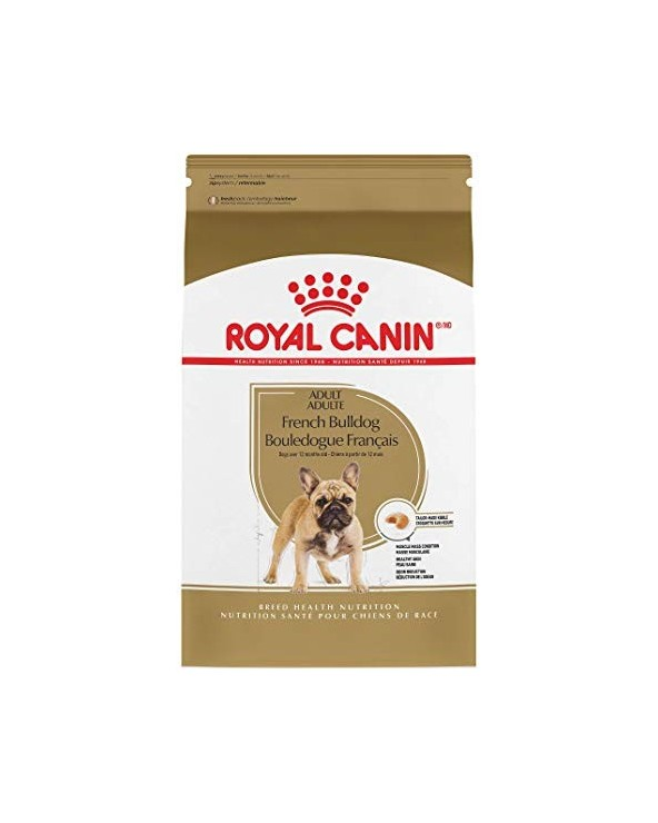Royal Canin Canine Breed Health Nutrition French Bulldog Adult 9 kg