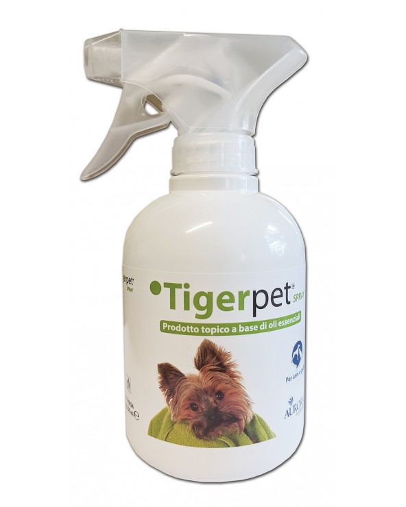Aurora BioFarma TigerPet Repellente Parassiti Naturale 300 ml