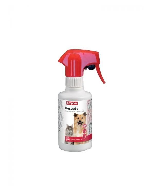 Beaphar Rescudo Insettorepellente per Cani e Gatti Spray 250 ml