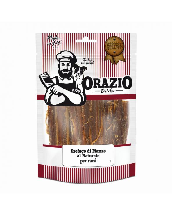Orazio Butcher BARF Esofago di Manzo al Naturale 150 g