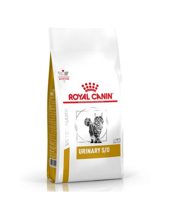 Royal Canin Feline Veterinary Diet Urinary S/O 3.5 kg