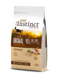 True Instinct Cat Original Adult Sterilised Salmone Fresco e Orzo 300 g