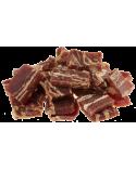 Flair Pet Snack Naturali Mini Steaks Coniglio e Merluzzo Barattolino 70 g