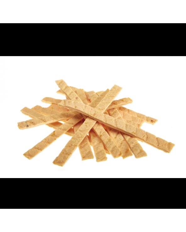 Flair Pet Snack Naturali Strisce di Calamaro Busta 90 g