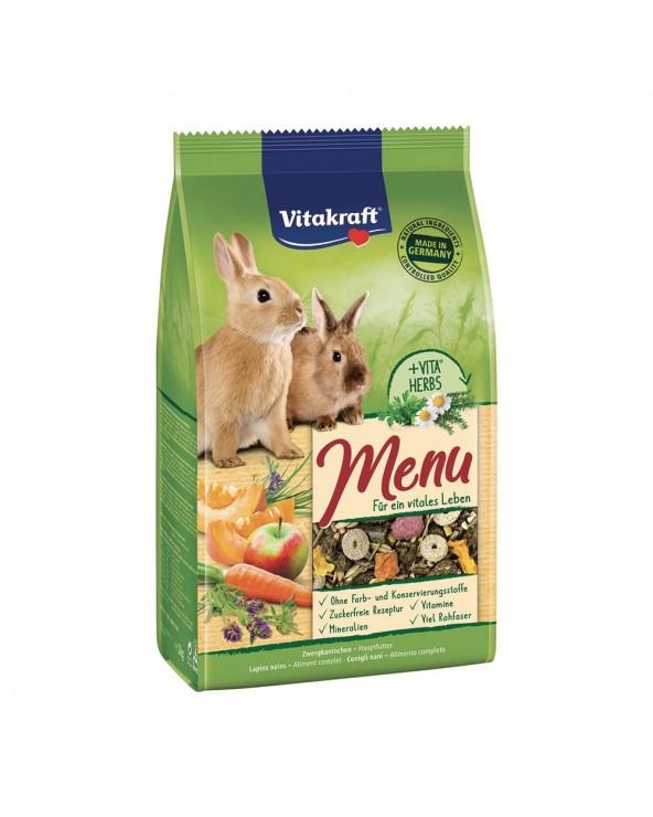 Vitakraft Menù Vital per Conigli Nani 1 kg