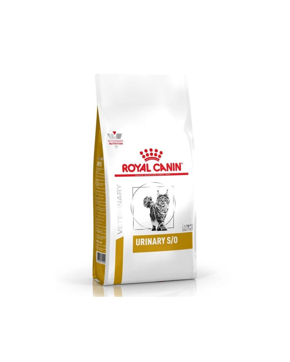 Royal Canin Veterinary Diet - Urinary S/O Feline