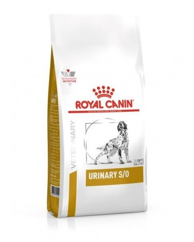 Royal Canin Canine Veterinary Diet Urinary S/O 2 kg