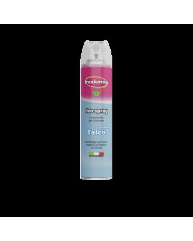 Inodorina Deo Spray Deodorante per Cani Profumo Talco 300 ml