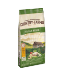 Country Farms Classic Recipe Adult con Pollo Polpa di Mele e Salvia 2.5 Kg