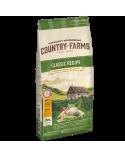 Country Farms Classic Recipe per Cuccioli con Pollo Polpa di Mele e Salvia 2.5 kg