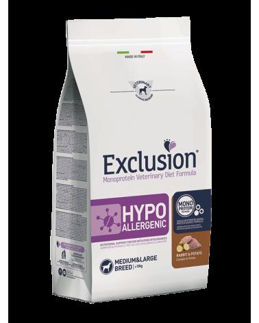 exclusion hypo coniglio mm 2 kg
