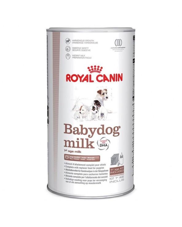 Royal Canin Dog Babydog Milk Latte in Polvere per lo Svezzamento dei Cuccioli 400 g