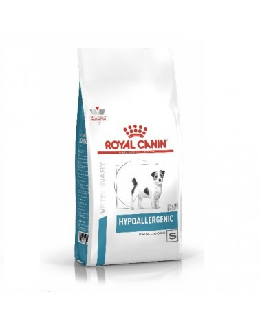 Royal Canin Canine Veterinary Diet Hypoallergenic Small Dog 1 kg