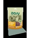 Oasy Dog Snack per Cani Involtini di Anatra e Pelle Bovina 100 g