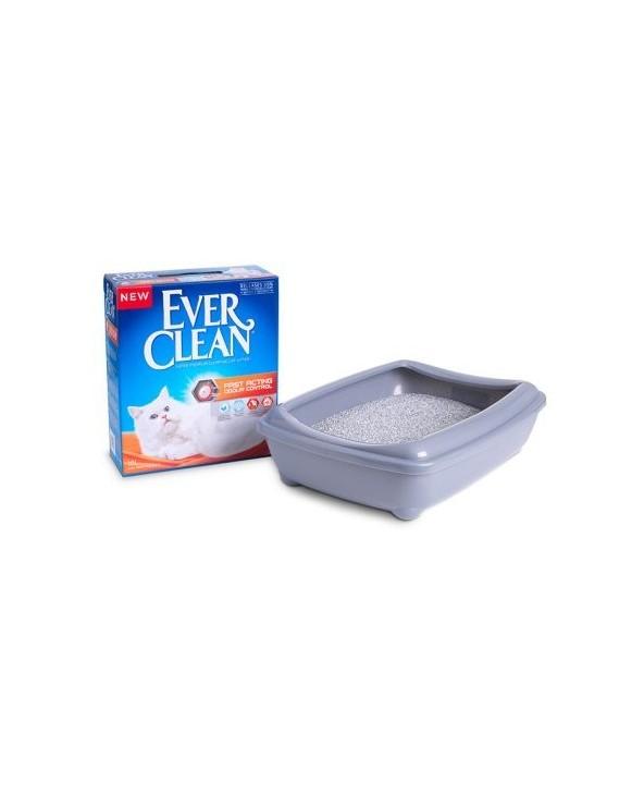Ever Clean Lettiera Agglomerante per Gatti Fast Acting Odour Control 10 Lt