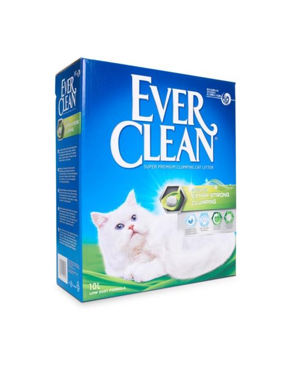 Ever Clean Extra Strong Clumping Scented Lettiera Agglomerante Profumata per Gatti 10 Lt