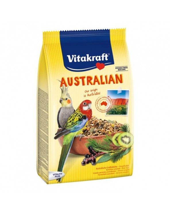 Vitakraft Menù per Parrocchetti Australian 750 g