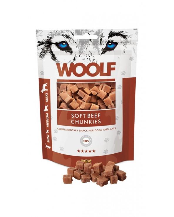 Woolf Snack Bocconcini di Manzo 100 g